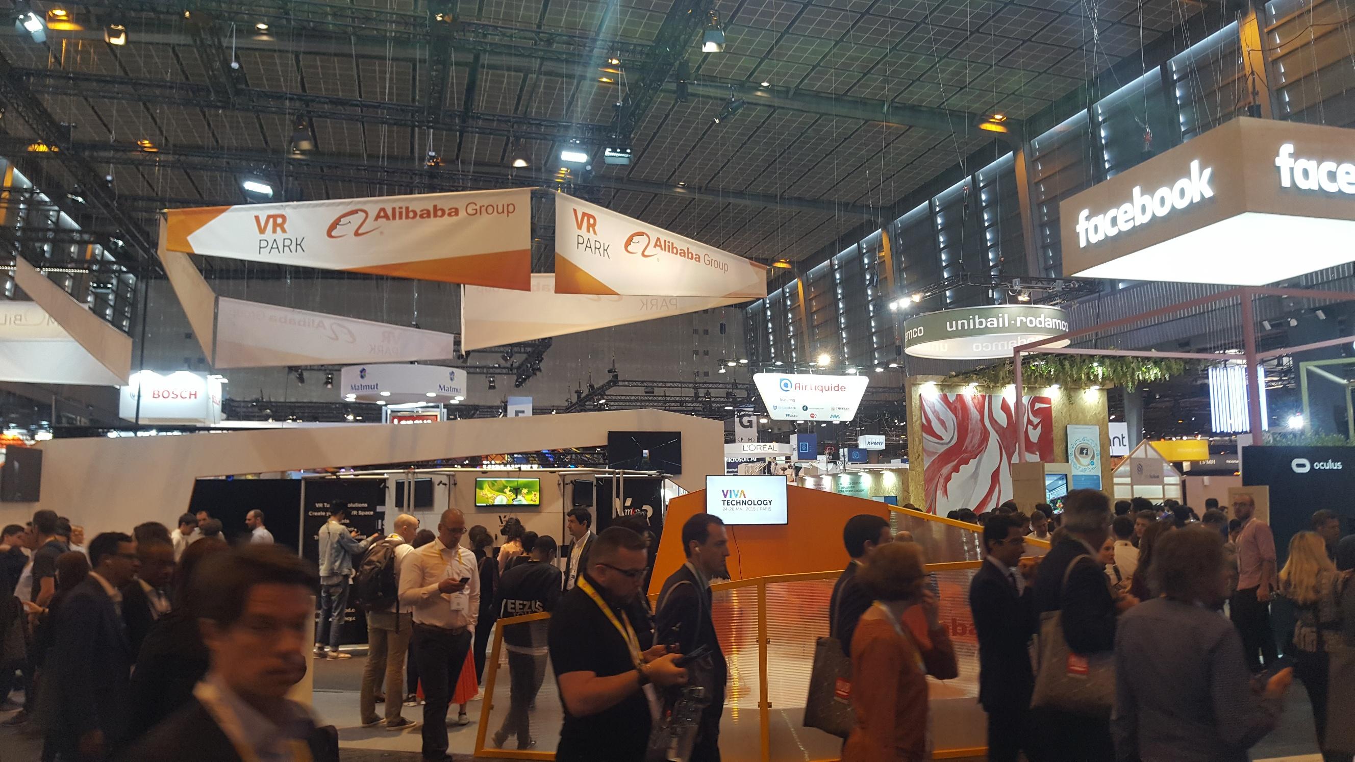 GS1 France at Viva Technology 2018