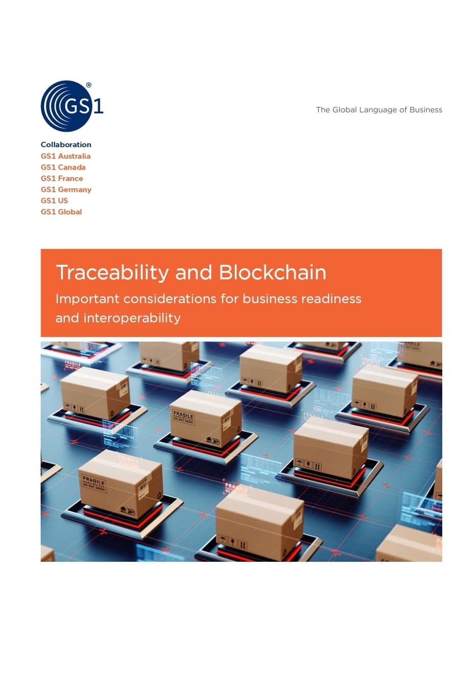 Traceability and Blockchain