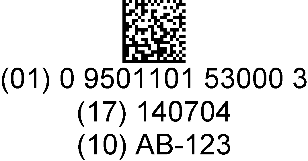 Two-dimensional (2D) barcodes - Barcodes | GS1