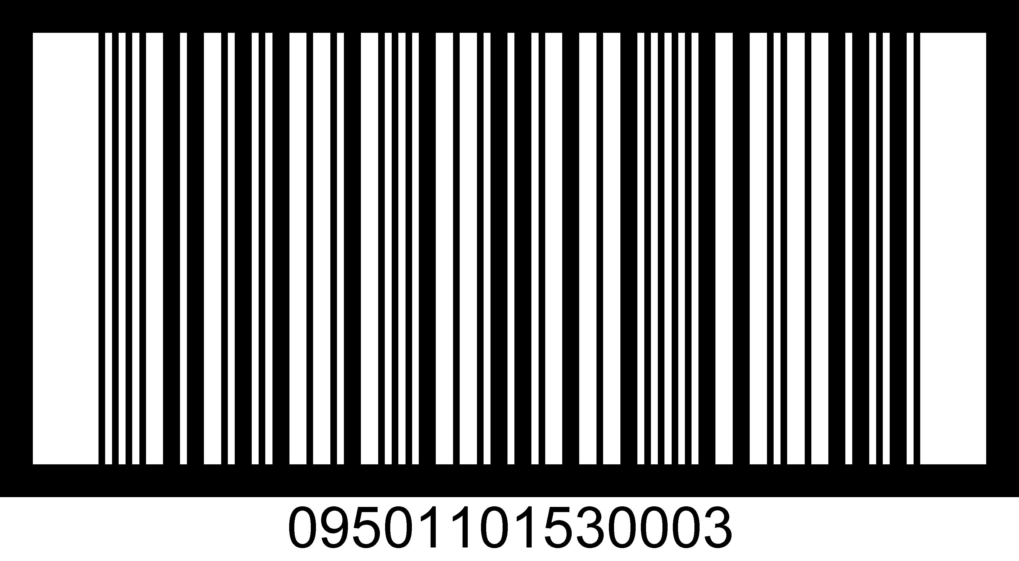 1D barcode ITF-14