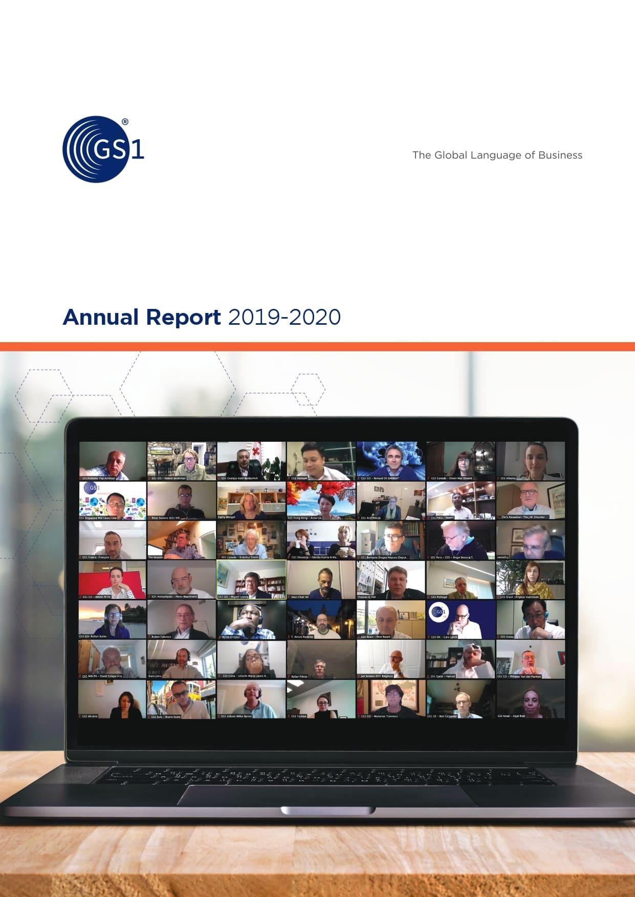 GS1 Annual report 2019-20
