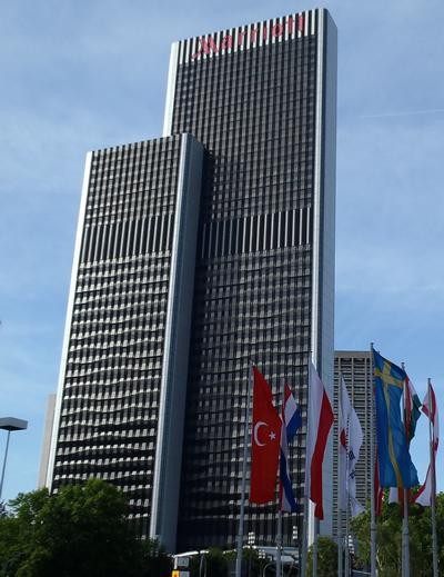 Marriott Frankfurt Hotel