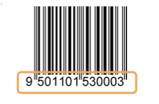 barcode text format