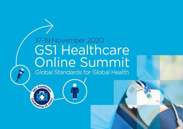 GS1 Healthcare Online Summit 17-19 November 2020