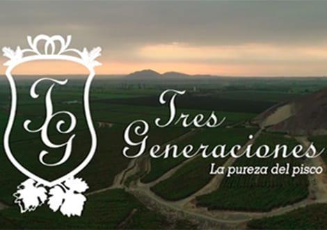 Peruvian pisco producer growing
